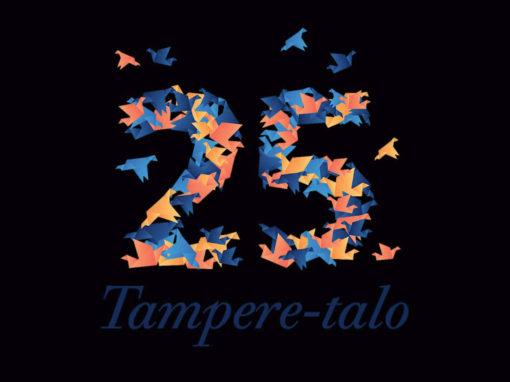 Tampere-talo – 25v tapahtumahaku