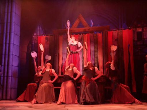 Notre Damen Kellonsoittaja – Tampereen Teatteri